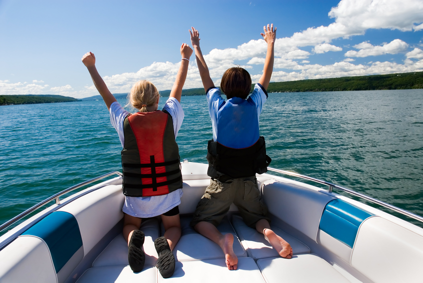 boating laws in wisconsin