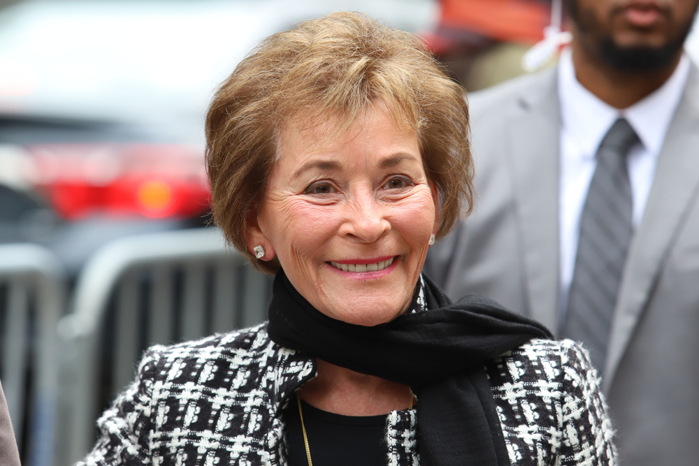 judge judy versus small claims court